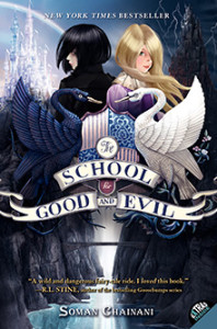 school for good cover