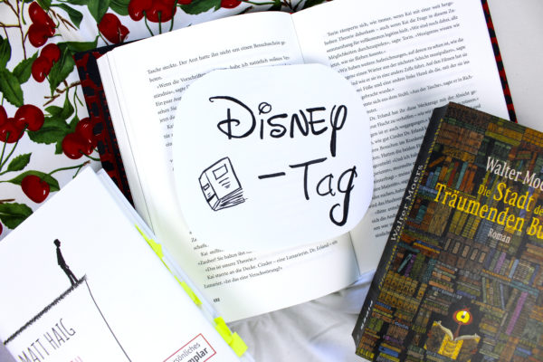 disney book tag, bücher,