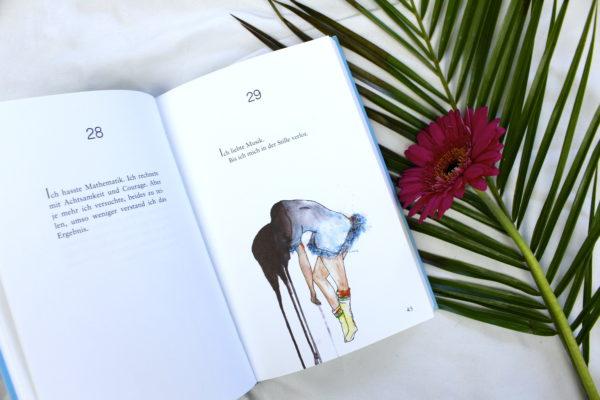 Autobipgraphie der Zeit, Lilly Lindner, Lyrik