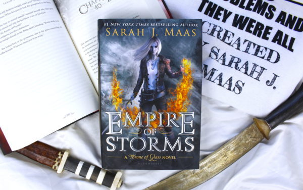 Empire of Storms, Sarah J. Maas