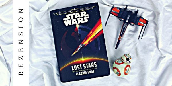 Lost Stars, Claudia Gray, Star Wars