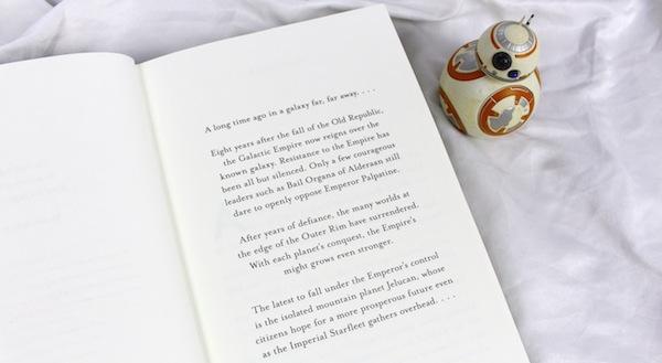 Lost Stars, Claudia Gray, Star Wars