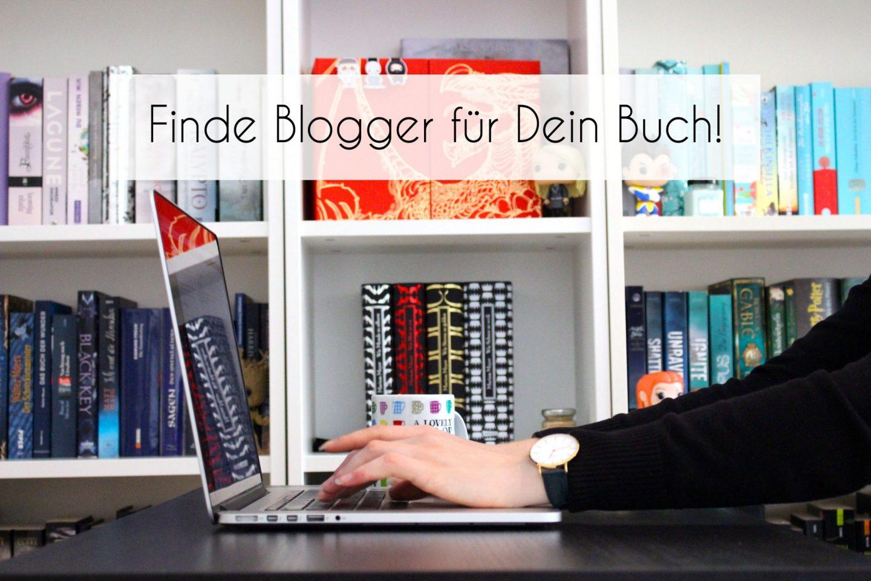 Wie bringe ich Blogger dazu, mein Buch zu lesen?