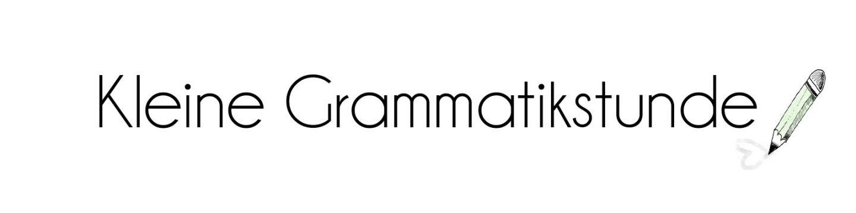 Kleine Grammatikstunde #2: Winzige Fehlerteufel: Apostrophen, Bindestriche und Leerzeichen