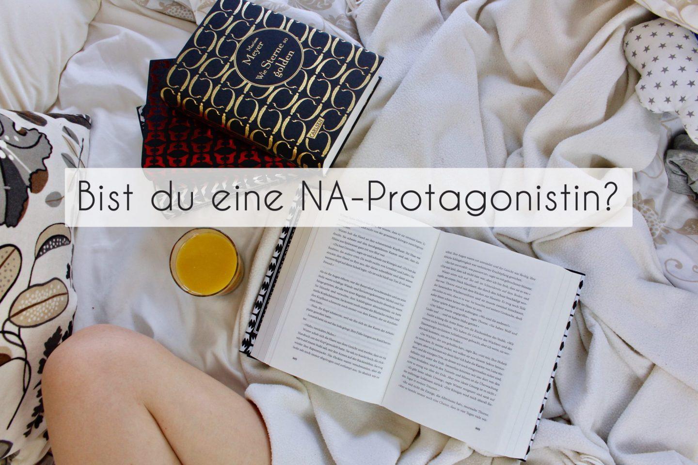 5 Anzeichen, dass du die Protagonistin eines New-Adult-Romans bist