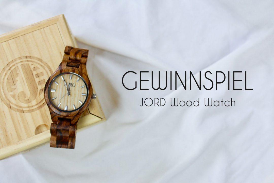 Gewinnspiel Jord Wood Watch