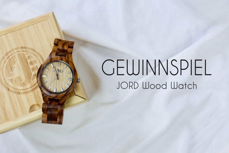 Jord Wood Watches – Gewinnspiel [Werbung]