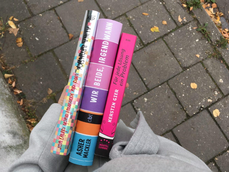 Hide a Book Day: Book-Fairy für einen Tag