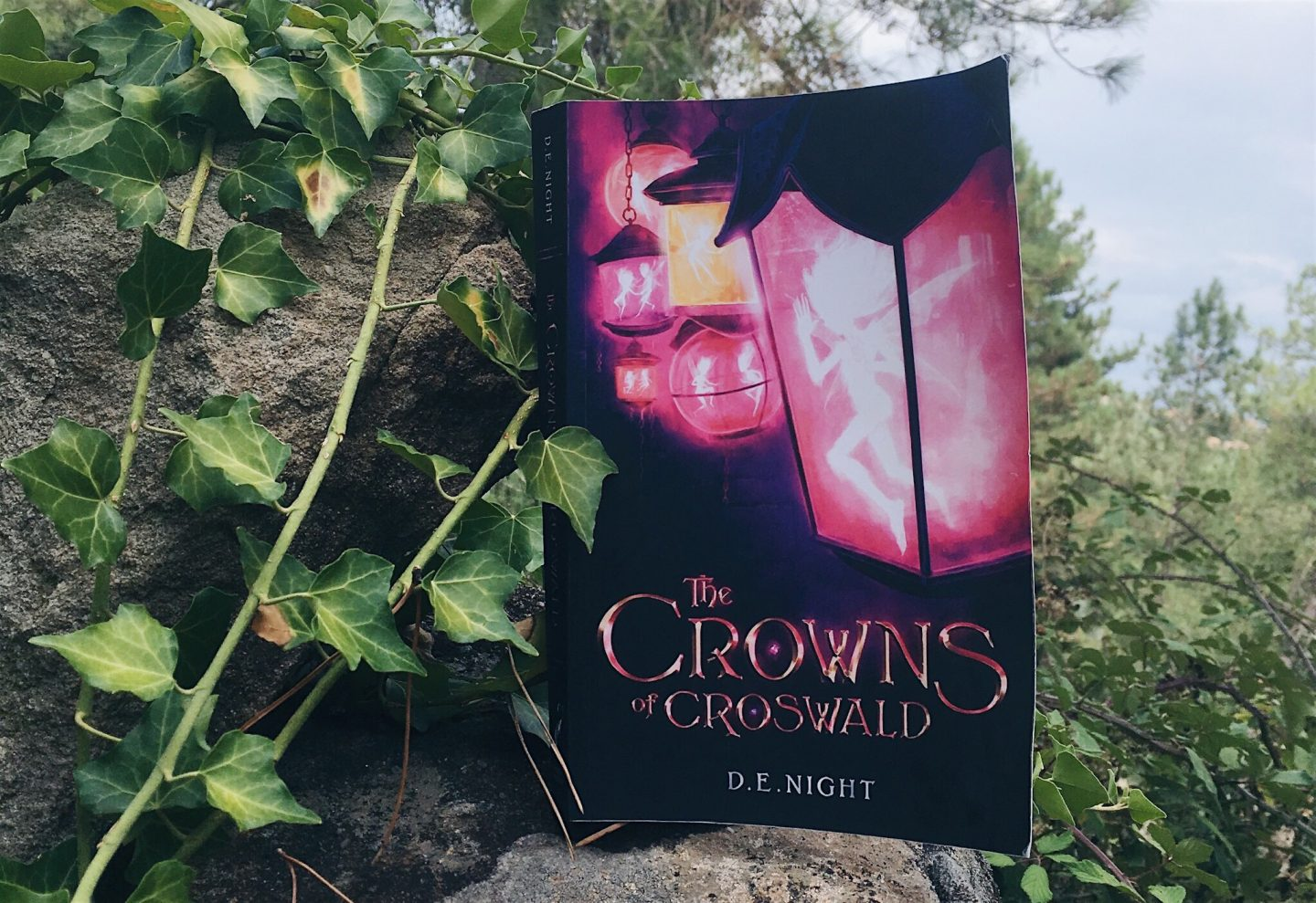 Crowns of Croswald – D. E. Night