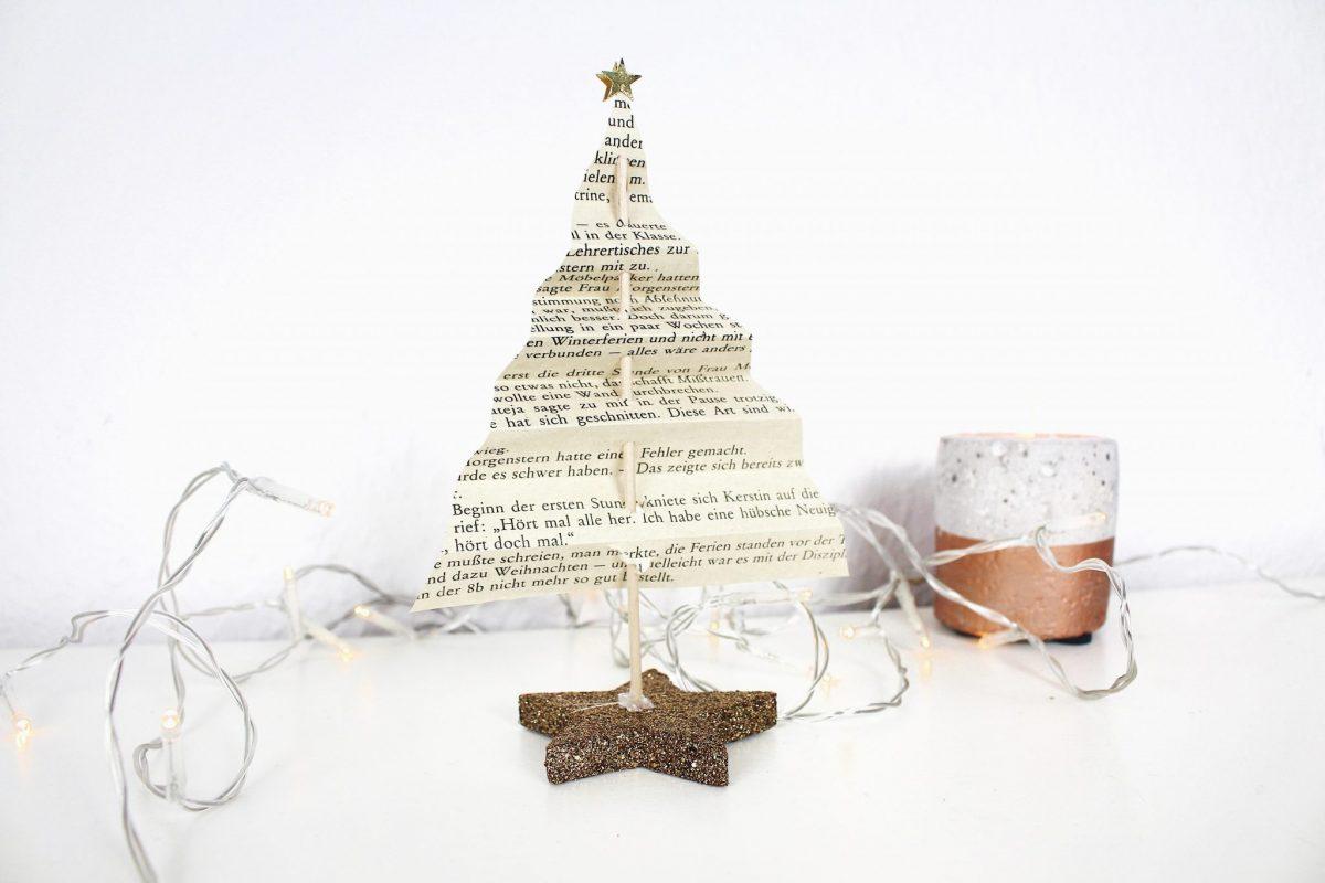 Weihnachtsdeko Buch