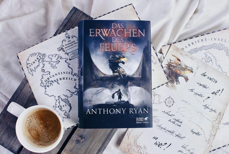 Das Erwachen des Feuers –Anthony Ryan