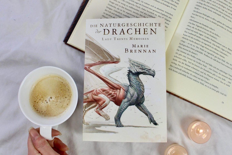Lady Trents Memoiren 1: Die Naturgeschichte der Drachen – Marie Brennan [+ Gewinnspiel]