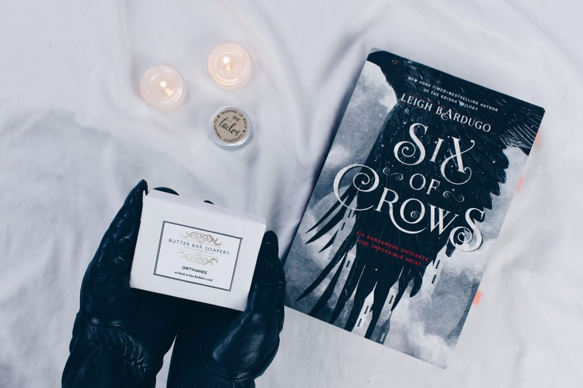 Das Lied der Kraehen Six of Crows
