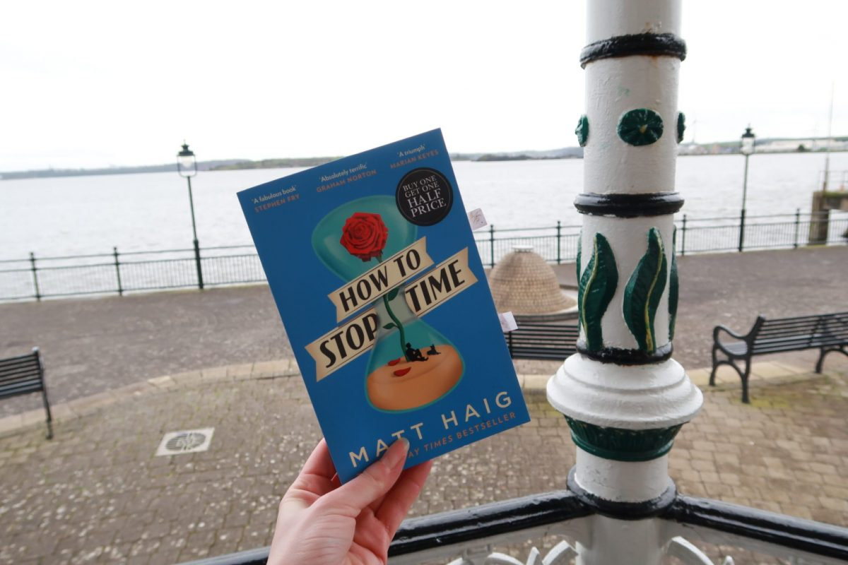 Matt Haig How To Stop Time