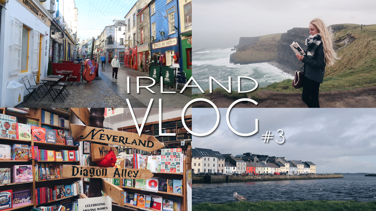 Irland-Vlog 3: Galway & Cliffs of Moher