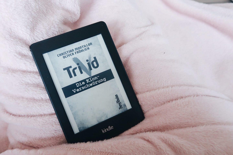 Trivid: Die Klon-Verschwörung –Mein Einstieg in das Perryversum