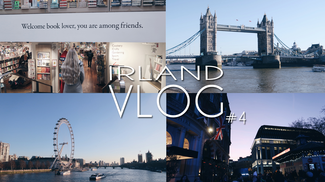 Irland-Vlog 4: Harry-Potter-Noobs & Sightseeing in London