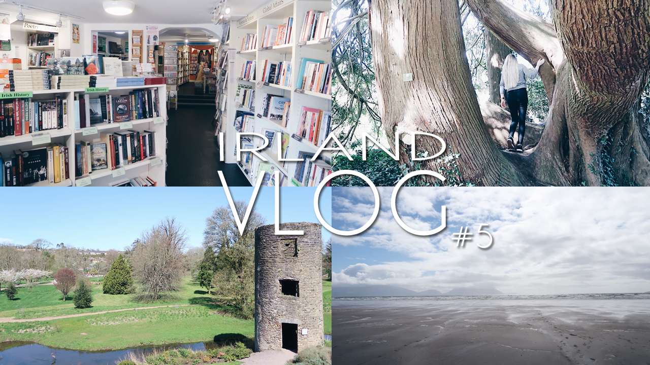 Irland-Vlog 5: Kinsale, Blarney Castle & ein Ausflug ans Meer