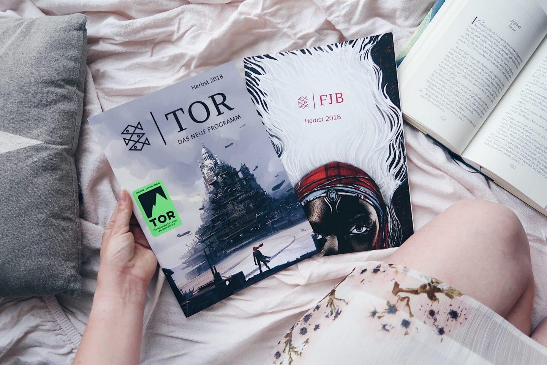 Vorschau: Auf diese Bücher freue ich mich im Bereich Fantasy und Science-Fiction
