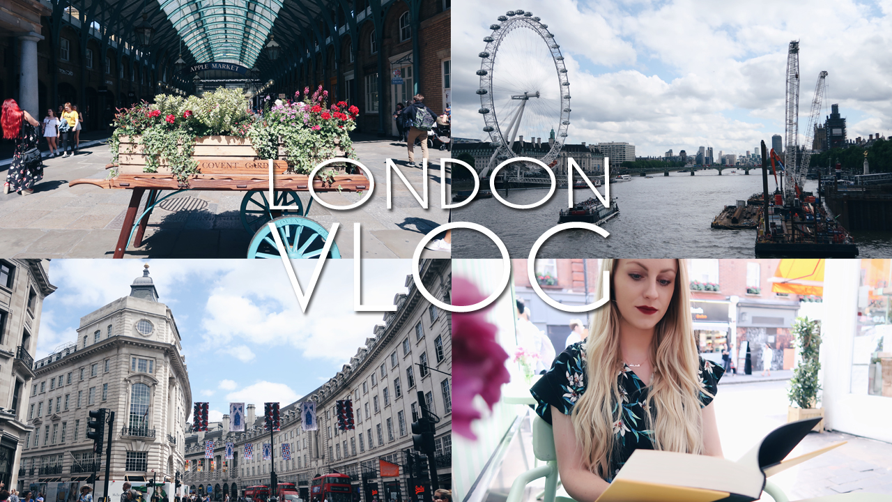 London Vlog Anabelle Stehl