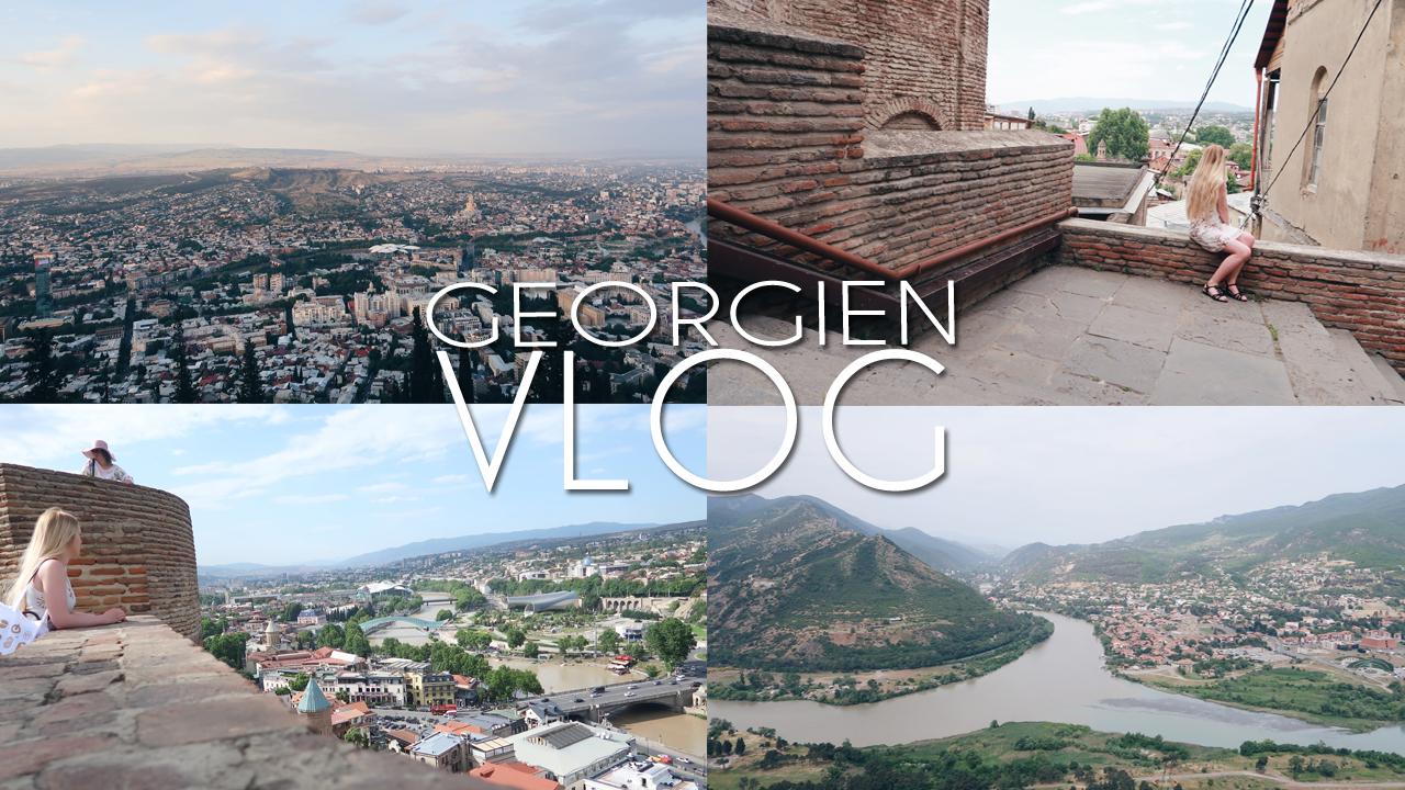 Georgien-Vlog: Bücher, Essen und Sightseeing in Tiflis