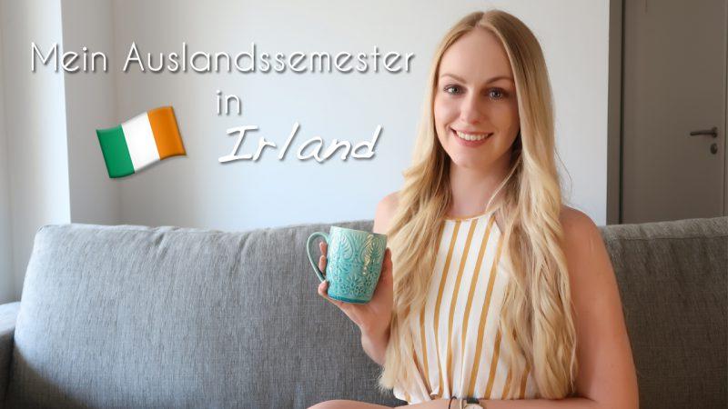 Mein Auslandssemester in Irland |Q & A