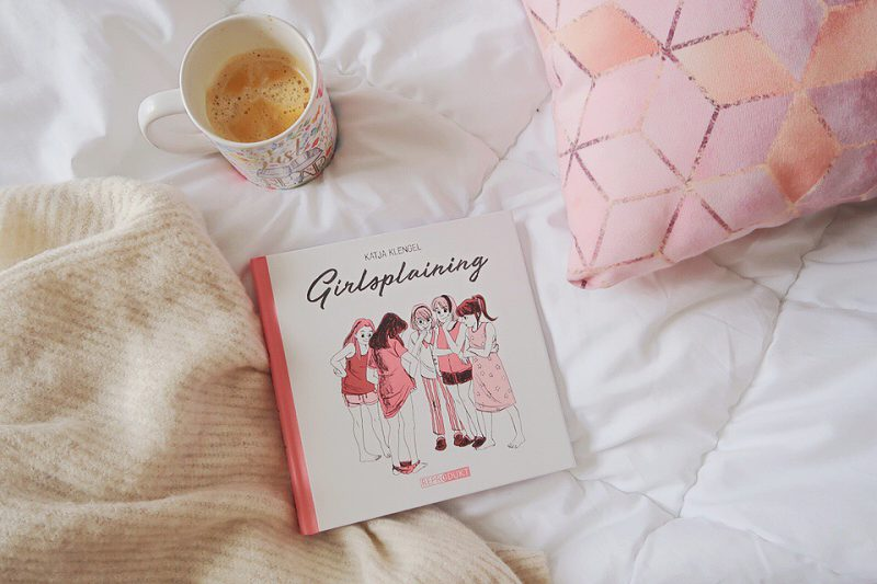 Girlsplaining | Rezension und Interview mit Autorin Katja Klengel