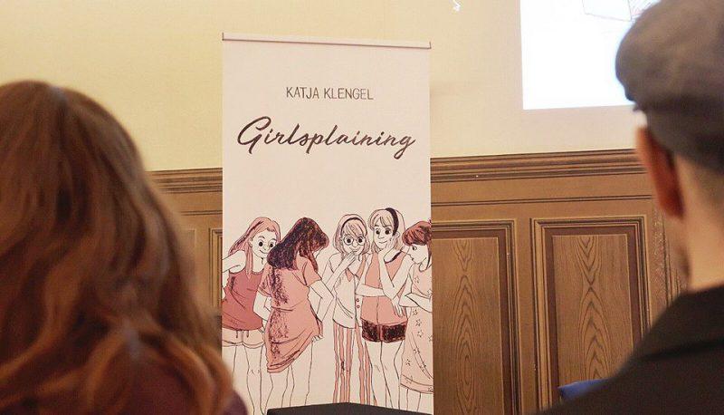 Girlsplaining Katja Klengel