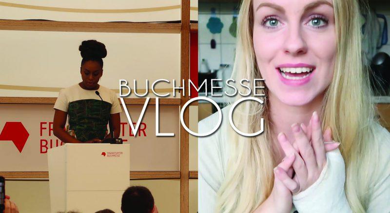 Chimamanda Ngozi Adichie und wie sie meinen Vlog stahl | FBM18