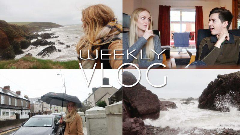 Bye bye Gips, hallo Ballycotton und Q&A mit John | Vlog