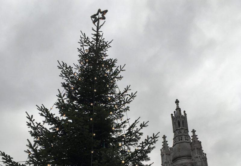 Cork Weihnachten