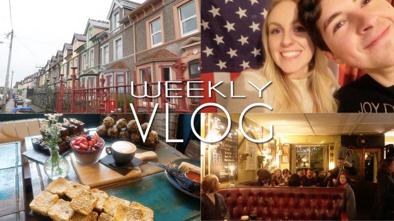 Thanksgiving in Irland & auf der Suche nach Weihnachtsstimmung | Vlog