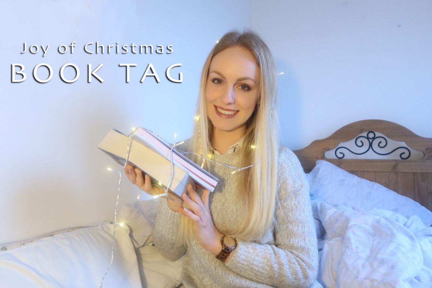 Joy of Christmas Book Tag | Weihnachtsbücher