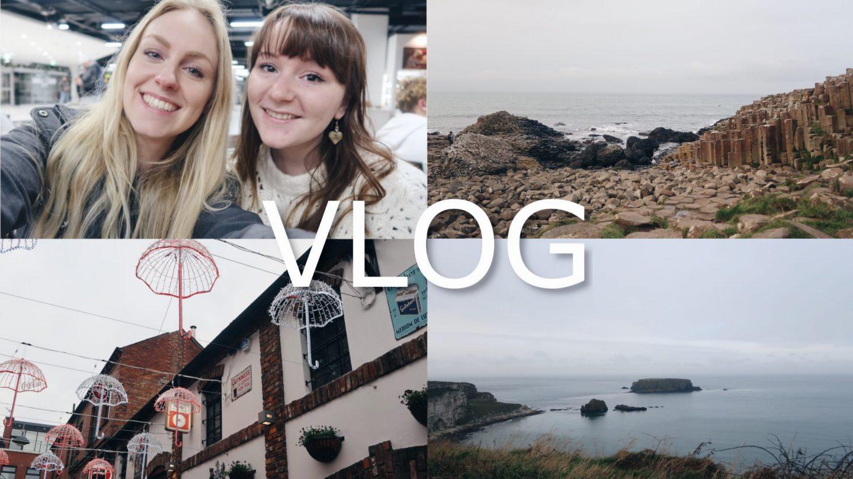 Belfast & Wandern am Giant's Causeway | Vlog
