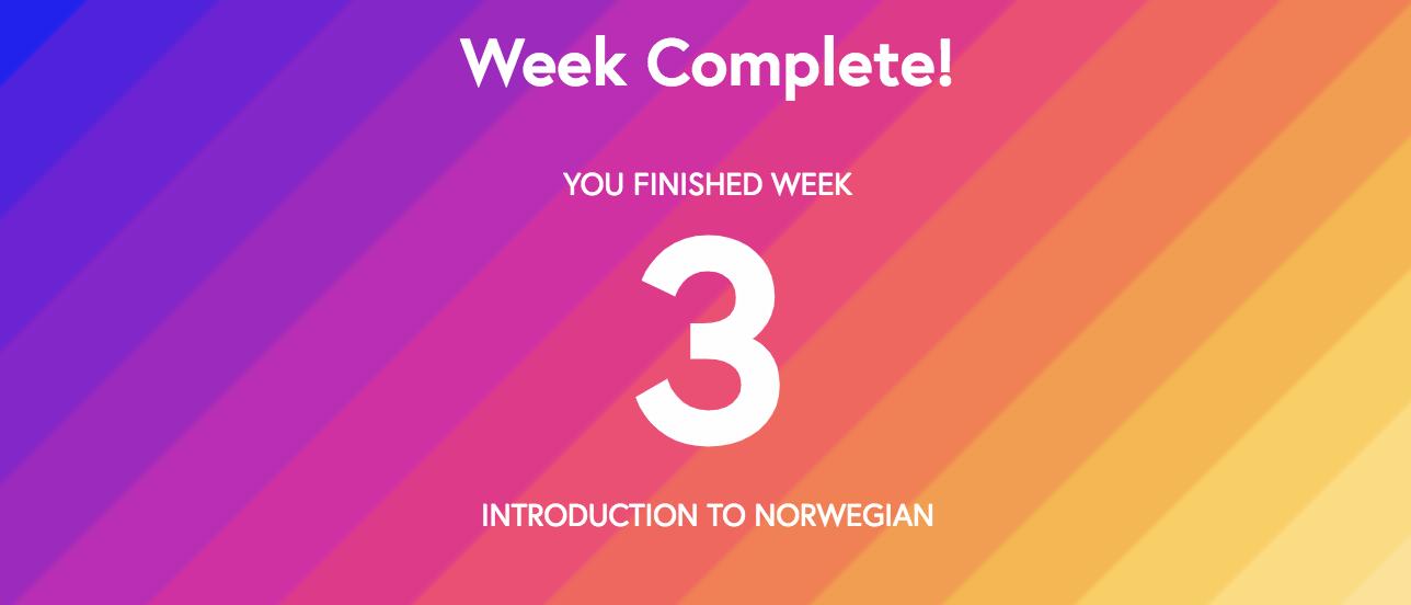 Norwegisch selbst beibringen