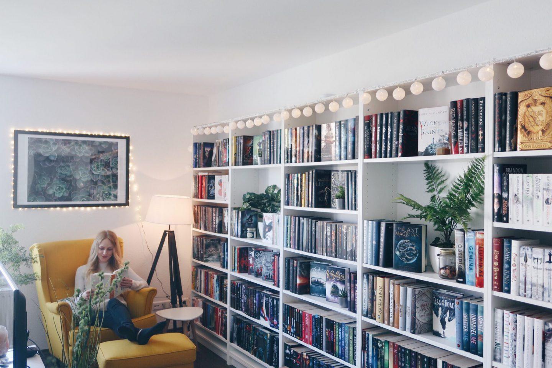 Mehr Bücher lesen –Selbst bei stressigem Alltag
