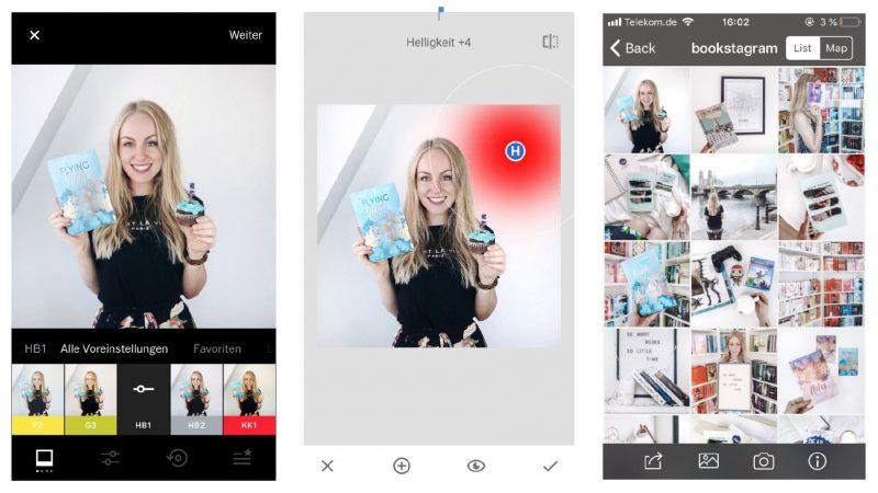 Tipps Instagram Fotos Apps