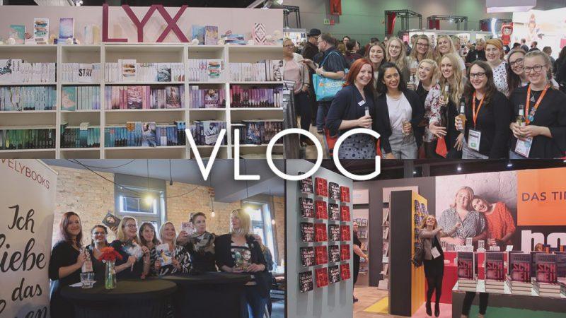 Buchmesse-Vlog FBM 2019