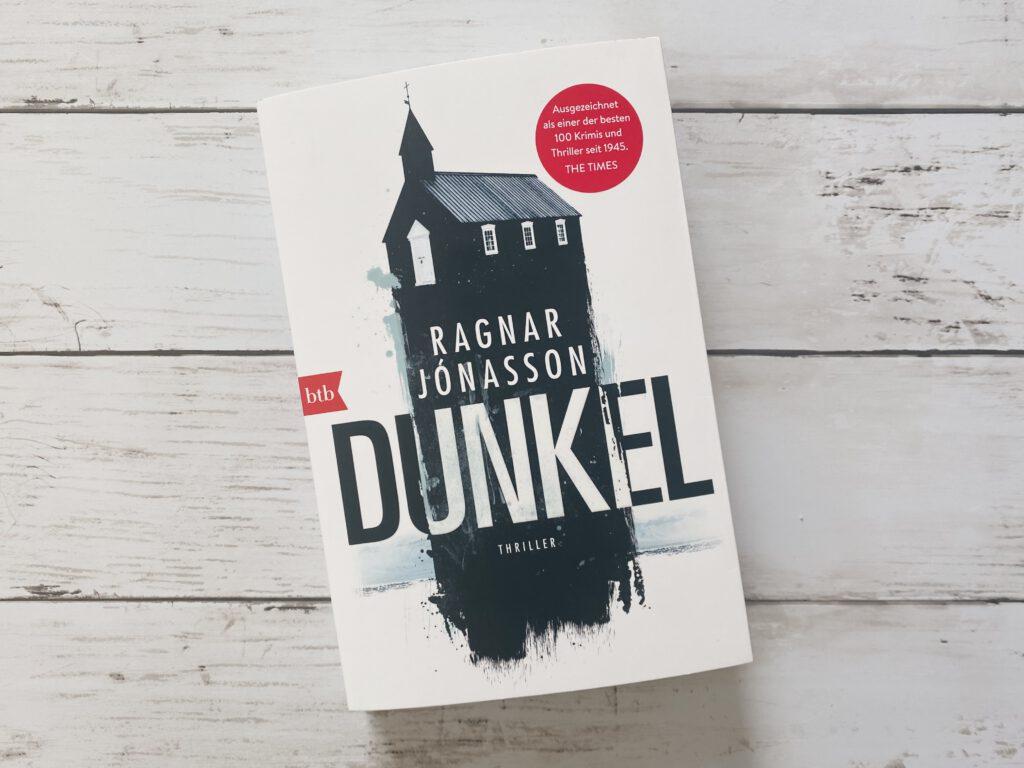 Dunkel Ragnar Jonasson